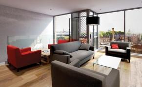 alloggio in residence a Londra