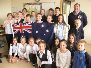 australia high school exchange anno all'estero