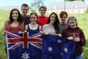 trascorri un trimestre di scuola superiore in australia in estate!